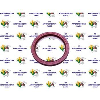 Манжета КамАЗ  колінчастого валу задня 105х130х12 (фтор) (ВРТ)