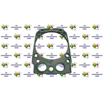 Прокладка головки блока КамАЗ (армована металом) Євро (вир-во Балаково)
