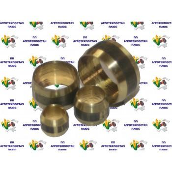 Муфта КамАЗ конусна гальмівної трубки 10мм